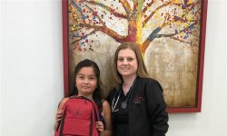 Angelina Pediatrics Backpack Giveaway